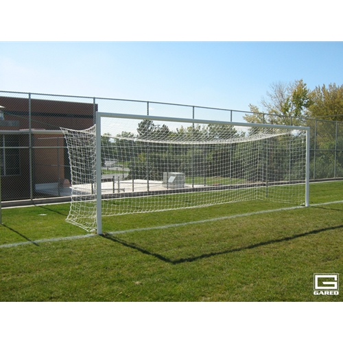 soccer goal netting and frame