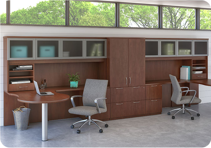 School Office Furniture: Single Desks & Chairs Or Entire Office ...