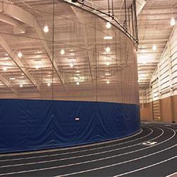 Gym Divider Curtains