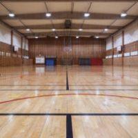 NY High School Gymnasium Inspection