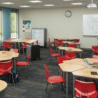 Collaborative Classroom with Flexible Seating