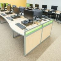 school lab workstations