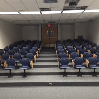 new seating in classroom