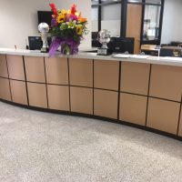 reception area furniture for schools ny